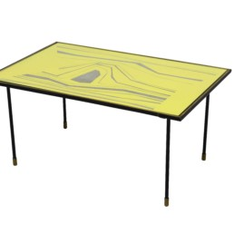 Table fibrociment Mathieu Mategot
